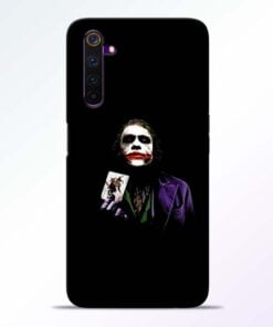 Joker Card Realme 6 Mobile Cover