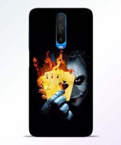 Joker Shows Poco X2 Mobile Cover