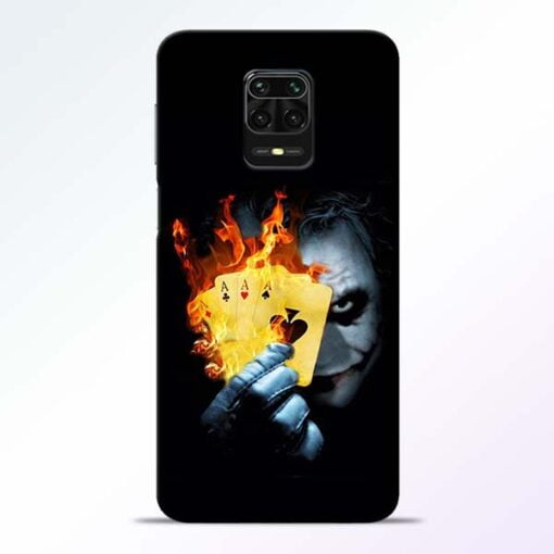 Joker Shows Redmi Note 9 Pro Mobile Cover