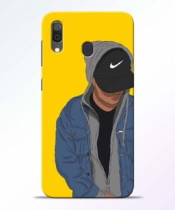 Kakashi Boy Samsung Galaxy A30 Mobile Cover