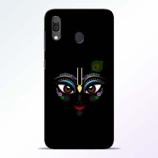 Krishna Design Samsung Galaxy A30 Mobile Cover