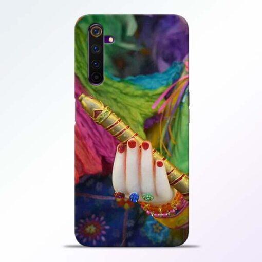Krishna Hand Realme 6 Mobile Cover