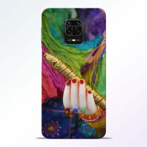 Krishna Hand Redmi Note 9 Pro Mobile Cover