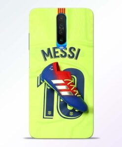 Leo Messi Poco X2 Mobile Cover