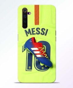 Leo Messi Realme 6 Mobile Cover