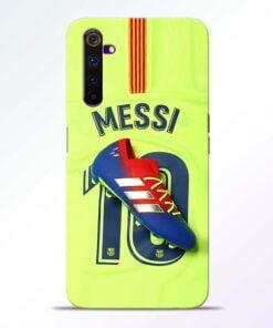 Leo Messi Realme 6 Pro Mobile Cover