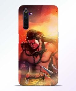 Lord Mahadev Realme 6 Mobile Cover