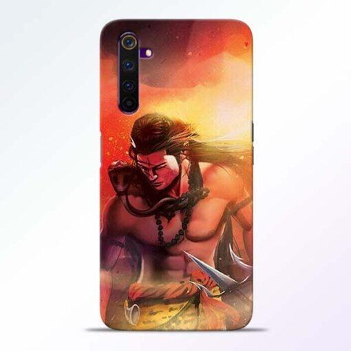 Lord Mahadev Realme 6 Pro Mobile Cover