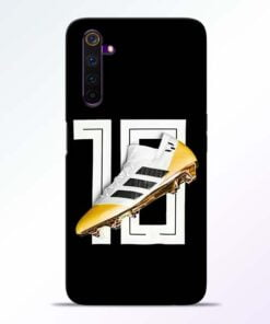 Messi 10 Realme 6 Mobile Cover