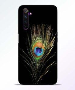 Mor Pankh Realme 6 Mobile Cover