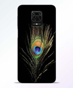 Mor Pankh Redmi Note 9 Pro Mobile Cover
