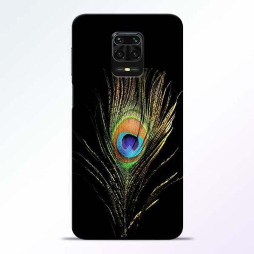 Mor Pankh Redmi Note 9 Pro Mobile Cover