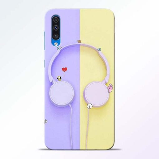Music Lover Samsung Galaxy A50 Mobile Cover