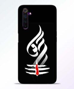 Om Tilak Realme 6 Mobile Cover