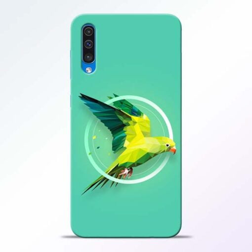 Parrot Art Samsung Galaxy A50 Mobile Cover
