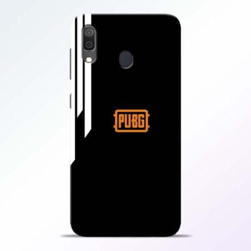 Pubg Lover Samsung Galaxy A30 Mobile Cover