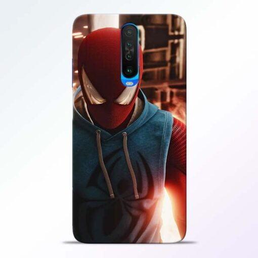 SpiderMan Eye Poco X2 Mobile Cover