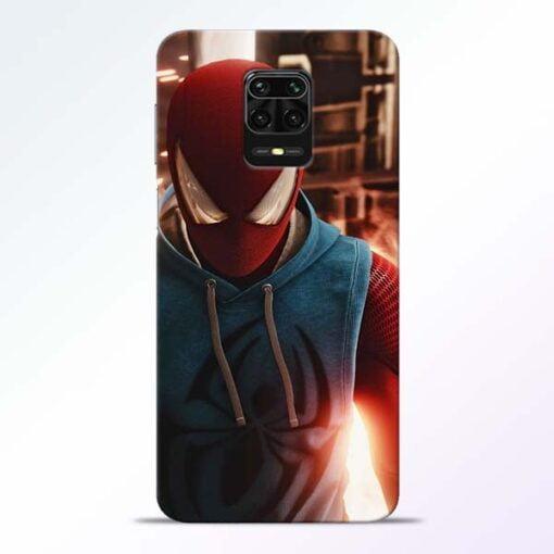 SpiderMan Eye Redmi Note 9 Pro Mobile Cover