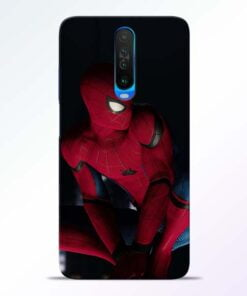 Spiderman Poco X2 Mobile Cover