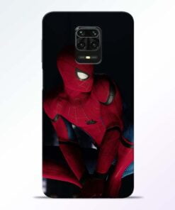 Spiderman Redmi Note 9 Pro Mobile Cover