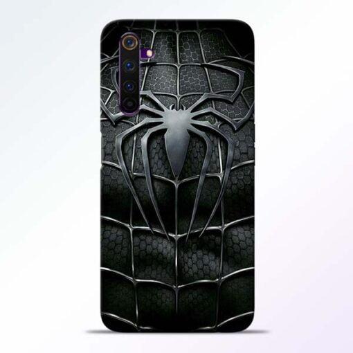 Spiderman Web Realme 6 Mobile Cover