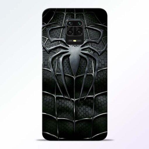 Spiderman Web Redmi Note 9 Pro Mobile Cover