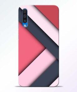 Texture Design Samsung Galaxy A50 Mobile Cover