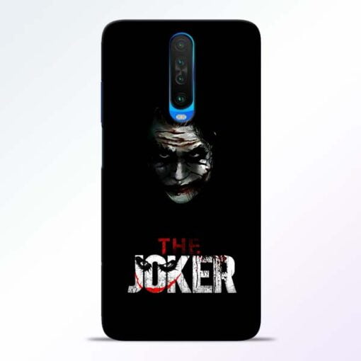 The Joker Poco X2 Mobile Cover