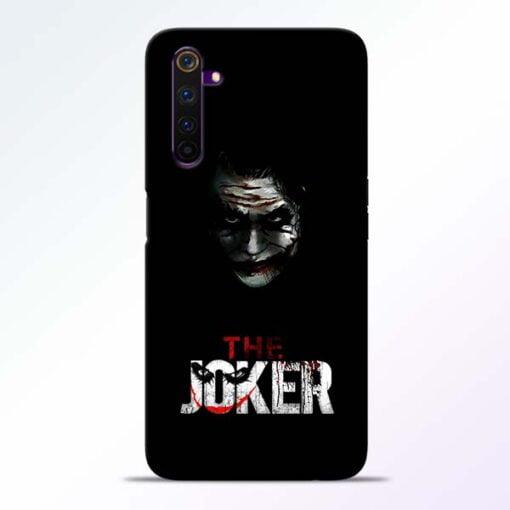 The Joker Realme 6 Mobile Cover
