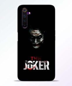 The Joker Realme 6 Pro Mobile Cover