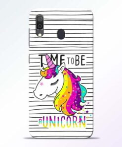 Unicorn Horse Samsung Galaxy A30 Mobile Cover
