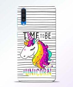 Unicorn Horse Samsung Galaxy A50 Mobile Cover