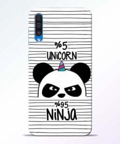 Unicorn Panda Samsung Galaxy A50 Mobile Cover