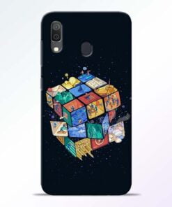 Wolrd Dice Samsung Galaxy A30 Mobile Cover