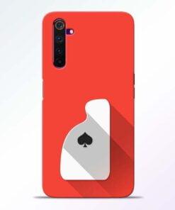 Ace Card Realme 6 Mobile Cover