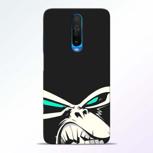 Angry Gorilla Poco X2 Mobile Cover