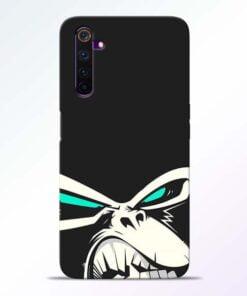 Angry Gorilla Realme 6 Mobile Cover