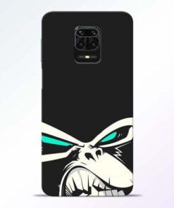 Angry Gorilla Redmi Note 9 Pro Mobile Cover