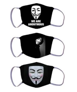 Anonymous Face Cover