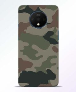 Army Camouflage OnePlus 7T Mobile Cover