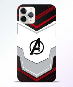 Avenger Endgame iPhone 11 Pro Max Mobile Cover