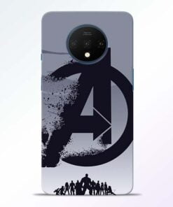 Avengers Team OnePlus 7T Mobile Cover
