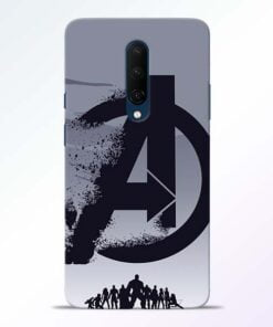 Avengers Team OnePlus 7T Pro Mobile Cover