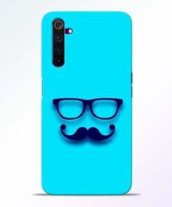 Beard Face Realme 6 Pro Mobile Cover