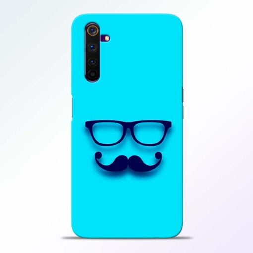 Beard Face Realme 6 Pro Mobile Cover