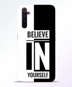 Believe Yourself Realme 6 Pro Mobile Cover