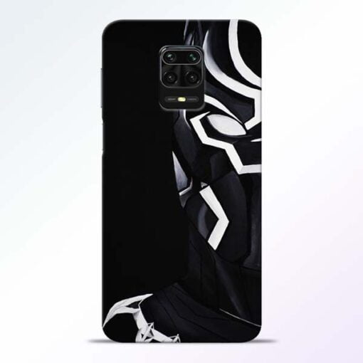 Black Panther Redmi Note 9 Pro Mobile Cover