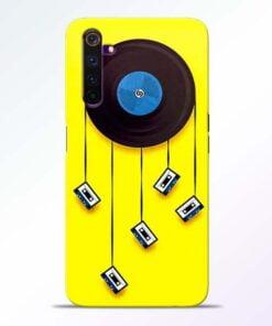 Cassette Tape Realme 6 Mobile Cover