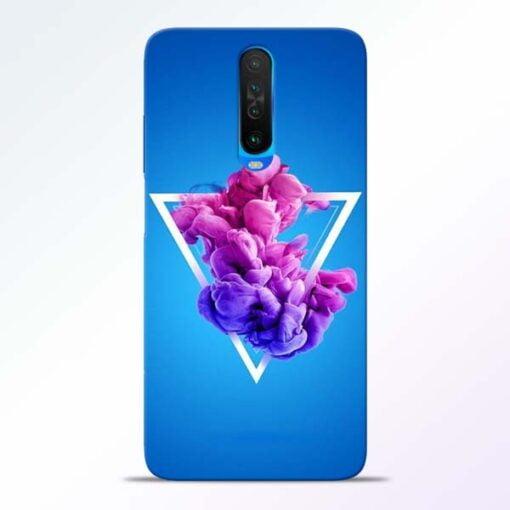 Colour Art Poco X2 Mobile Cover