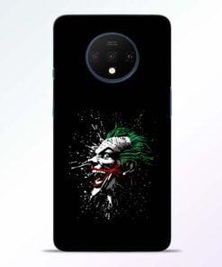 Crazy Joker OnePlus 7T Mobile Cover